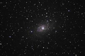 M33 - galaksija v ozvezdju Trikotnik